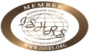 ISHRS Membership Logo   Dr. Carlos Puig