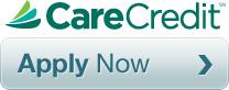 Care Credit Apply Now Logo | Hair Restoration Houston | PHRC